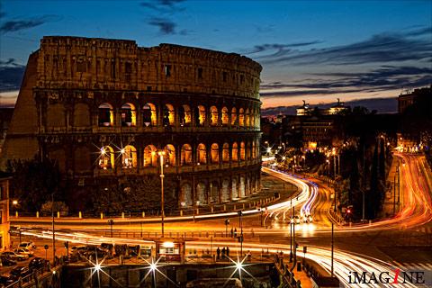 Wedding Photographer The Colosseum Rome